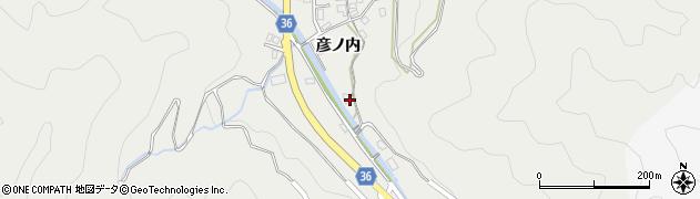 大分県津久見市津久見1427周辺の地図