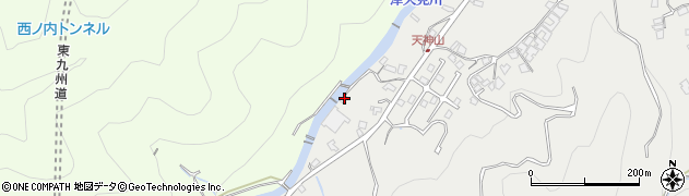 大分県津久見市津久見5972周辺の地図