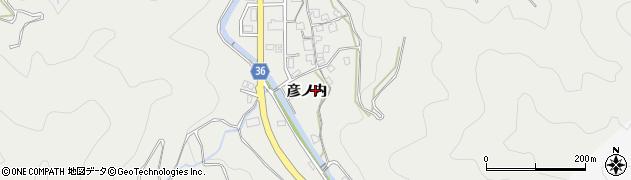 大分県津久見市津久見1388周辺の地図