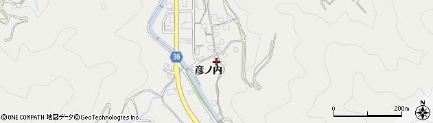 大分県津久見市津久見1392周辺の地図