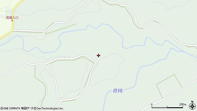 大分県竹田市久住町大字栢木6234周辺の地図
