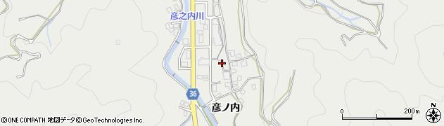 大分県津久見市津久見1241周辺の地図