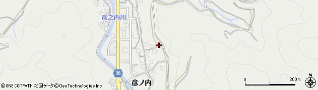 大分県津久見市津久見1196周辺の地図