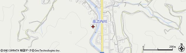 大分県津久見市津久見1745周辺の地図