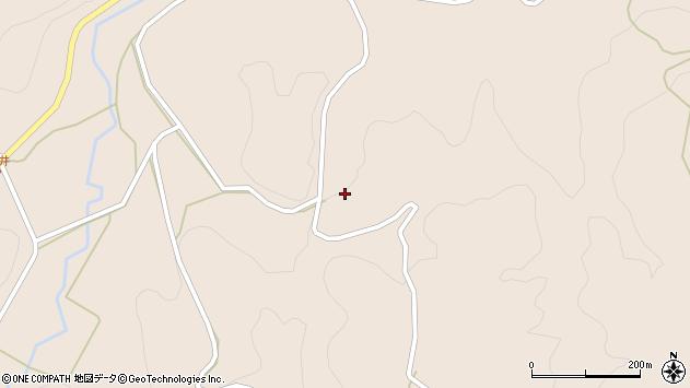 大分県竹田市直入町大字長湯2115周辺の地図