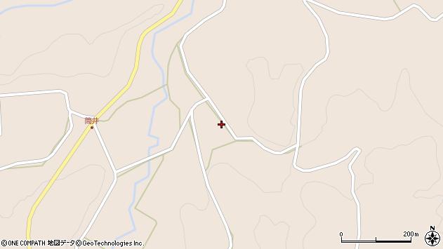 大分県竹田市直入町大字長湯2261周辺の地図