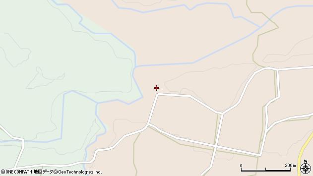 大分県竹田市直入町大字長湯427周辺の地図