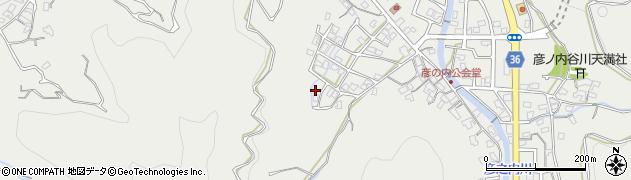 大分県津久見市津久見1953周辺の地図