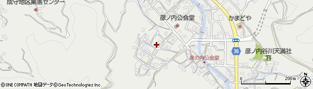 大分県津久見市津久見2113周辺の地図