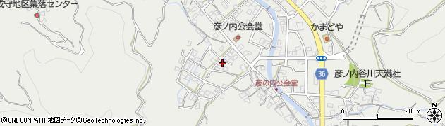 大分県津久見市津久見2079周辺の地図
