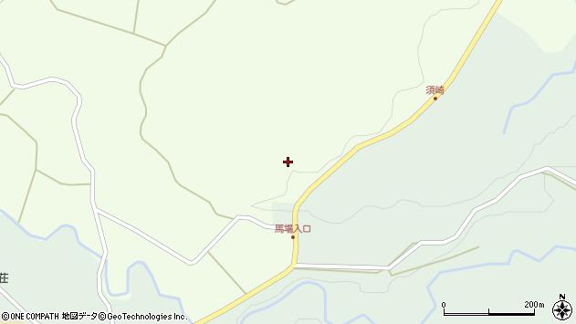 大分県竹田市久住町大字仏原770周辺の地図