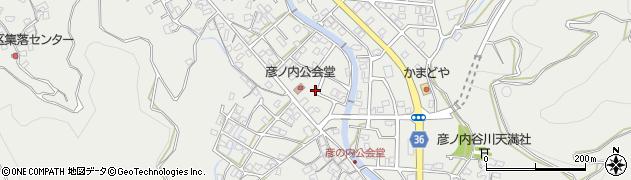 大分県津久見市津久見2216周辺の地図