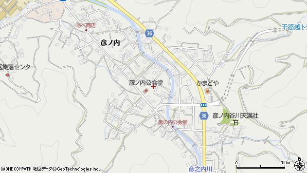 大分県津久見市津久見2214周辺の地図