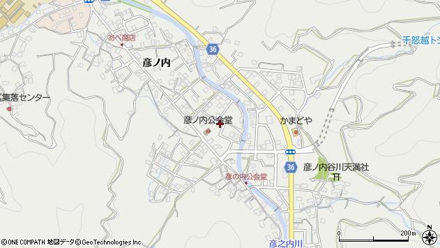 大分県津久見市津久見2212周辺の地図