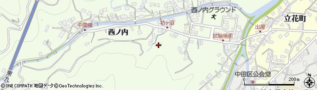 大分県津久見市津久見6933周辺の地図
