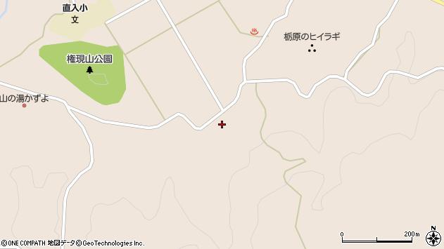 大分県竹田市直入町大字長湯2572周辺の地図