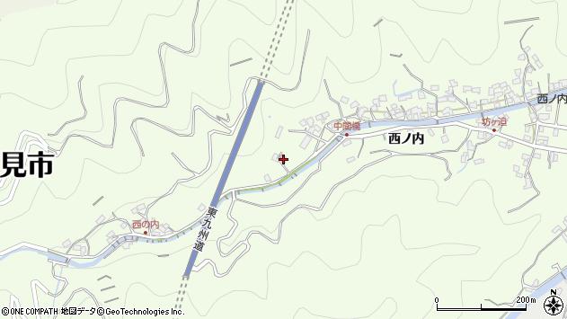 大分県津久見市津久見8027周辺の地図