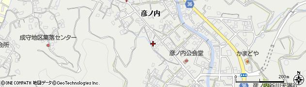 大分県津久見市津久見2159周辺の地図