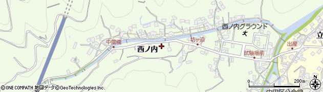 大分県津久見市津久見6977周辺の地図