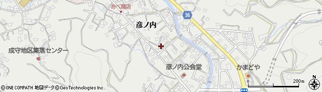 大分県津久見市津久見2281周辺の地図