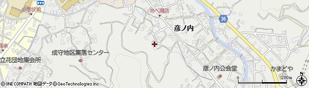 大分県津久見市津久見2447周辺の地図