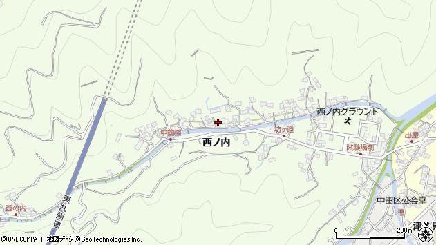 大分県津久見市津久見8242周辺の地図