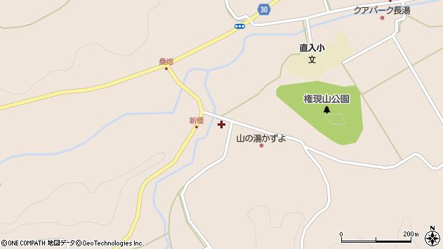 大分県竹田市直入町大字長湯2405周辺の地図
