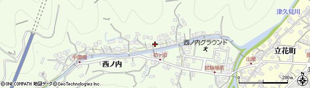 大分県津久見市津久見8262周辺の地図