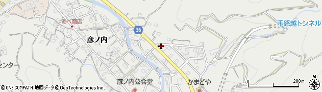 大分県津久見市津久見386周辺の地図
