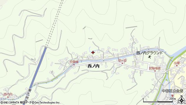 大分県津久見市津久見8231周辺の地図