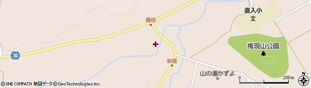 大分県竹田市直入町大字長湯3278周辺の地図