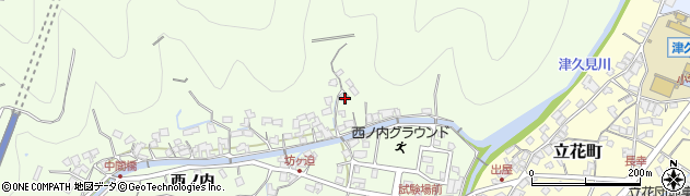 大分県津久見市津久見8406周辺の地図