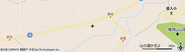 大分県竹田市直入町大字長湯3303周辺の地図