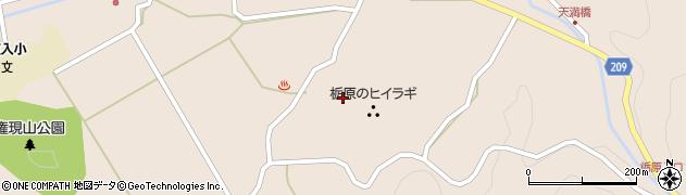 大分県竹田市直入町大字長湯2930周辺の地図