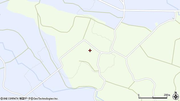 大分県竹田市久住町大字仏原379周辺の地図