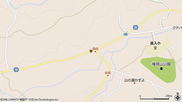 大分県竹田市直入町大字長湯3373周辺の地図
