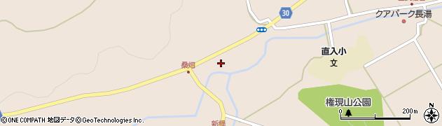 大分県竹田市直入町大字長湯3272周辺の地図