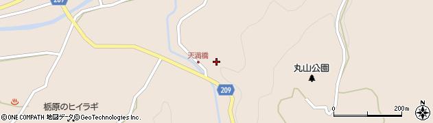 大分県竹田市直入町大字長湯7735周辺の地図