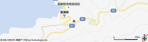 大分県津久見市四浦3778周辺の地図