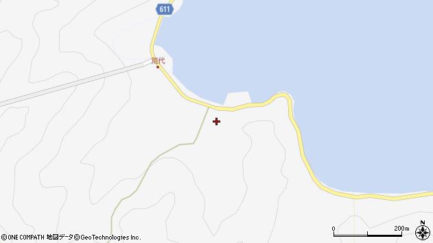 大分県津久見市四浦949周辺の地図