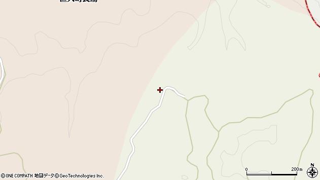 大分県竹田市直入町大字神堤1155周辺の地図