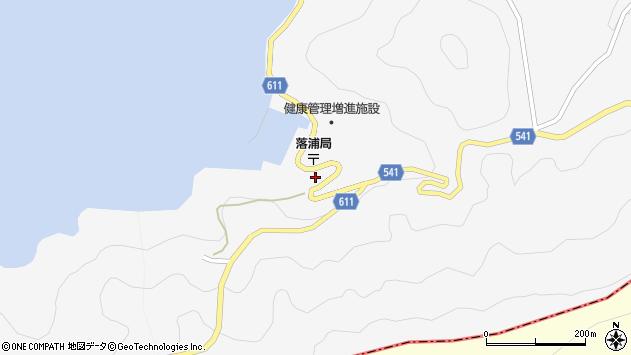 大分県津久見市四浦3701周辺の地図