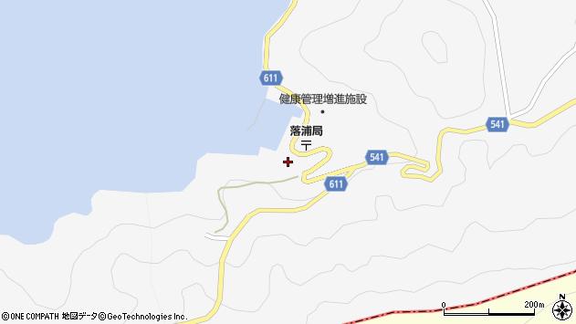 大分県津久見市四浦3698周辺の地図