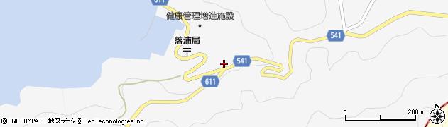 大分県津久見市四浦3798周辺の地図