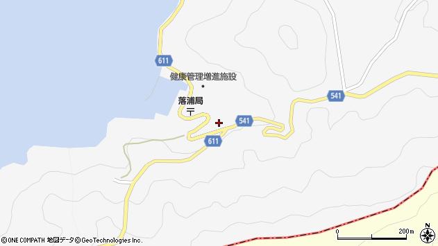 大分県津久見市四浦3767周辺の地図