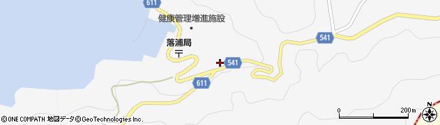 大分県津久見市四浦3799周辺の地図