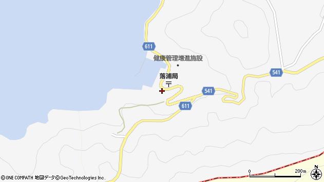 大分県津久見市四浦3690周辺の地図