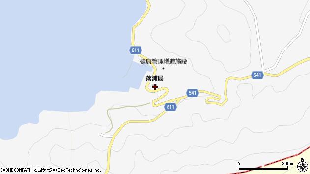 大分県津久見市四浦3718周辺の地図