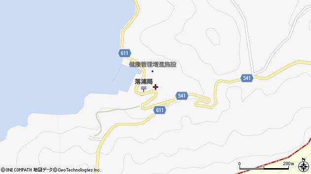 大分県津久見市四浦3739周辺の地図