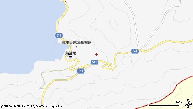 大分県津久見市四浦3888周辺の地図